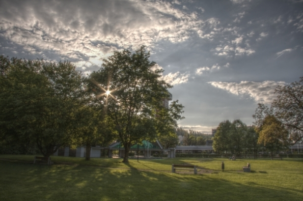 Thermalpark in HDR
